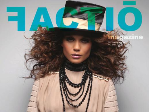 Factio Magazine Fall 2010
