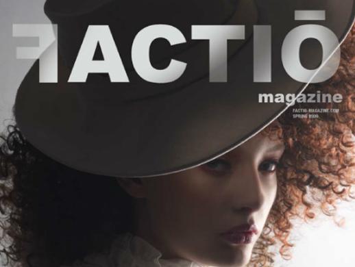 Factio Magazine Spring 2009
