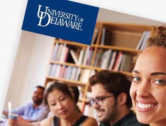 Delaware University Online Brochure