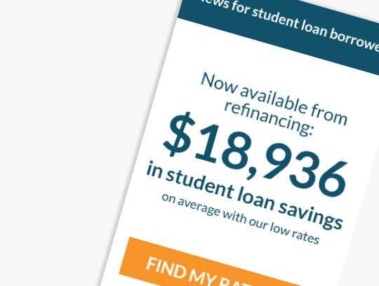 Sofi Financial Banner Ads