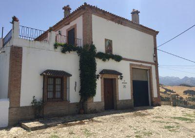 montecorto-house